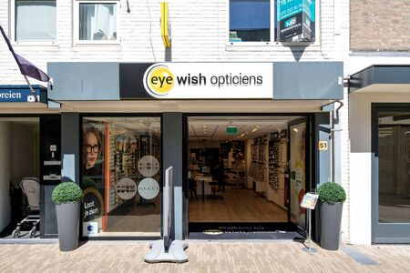 Eye Wish optician in Wassenaar, The Netherlands. Eye Wish is a brand of GrandVision, a global leader in optical retail with operations in 44 different countries.