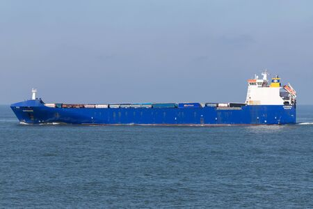 ro-ro vessel CATHERINE outbound Rotterdam