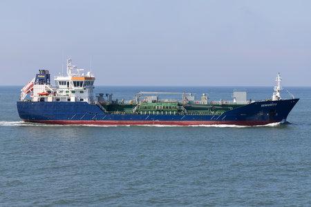 product tanker SENIORITY inbound Rotterdam