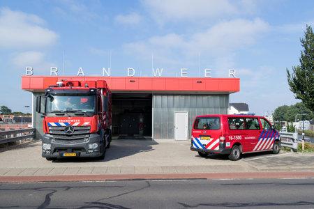 fire station in Katwijk aan Zee