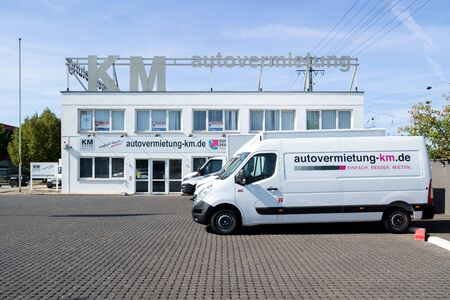 Renault Master of KM Autovermietung. The Renault Master is an upper medium size van produced by the French manufacturer Renault since 1980. Editorial