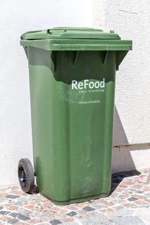 ReFood waste container Éditoriale