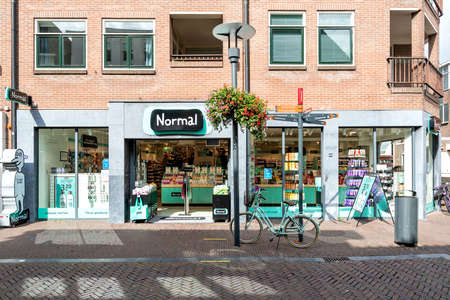 Normal branch in Amersfoort, The Netherlands. Normal has more than 220 stores in Denmark, Norway, Sweden, Holland and France. Editoriali