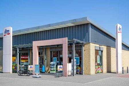 dm-drogerie markt branch in Kiel, Germany
