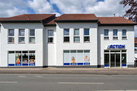 Action branch in Schleswig, Germany