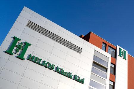 Helios hospital in Kiel, Germany