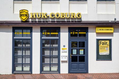HUK-Coburg customer service office in Eckernförde, Germany