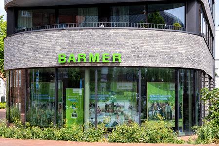 Barmer office in Eckernförde, Germany