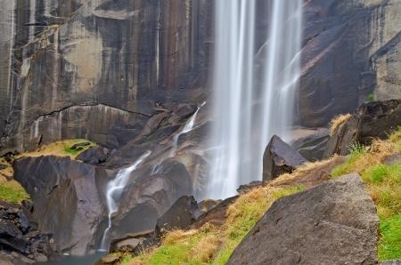 Vernal Falls at Yosemite National Park photo