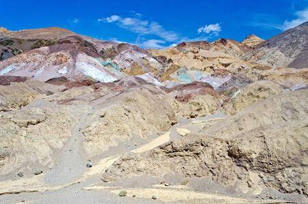 Artist's Palette, Death Valley, California Stock Photo - 16243769