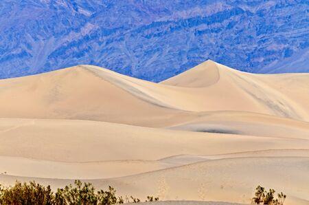 Sand Dunes, Death Valley, California Stock Photo - 16243694