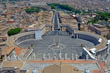 St  Peter Church, Vatican City Stock Photo