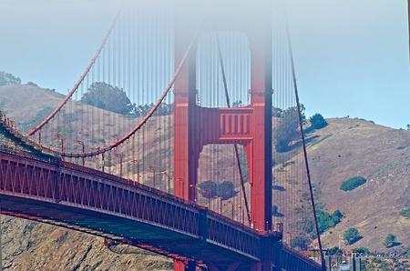 transamerica: Golden Gate Bridge, San Francisco