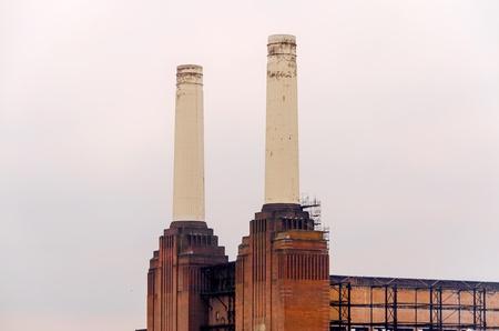 Battersea Power Station, London, UK photo