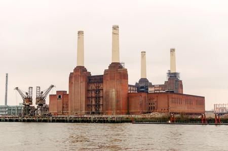 battersea: Battersea Power Station, London, UK