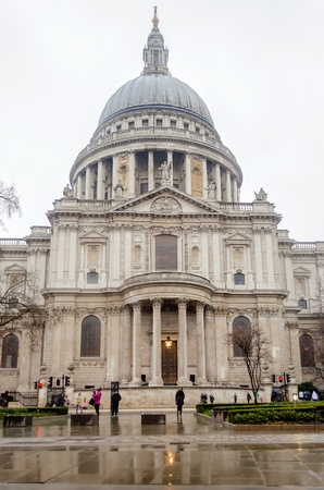 St Paul Cathedral, London, UK Stock Photo - 19074595