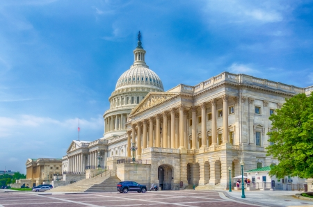 United States Capitol gebouw, Washington DC, USA Stockfoto - 20827404