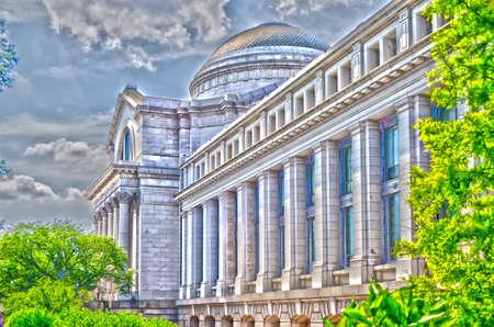 Smithsonian national museum of natural history, Washington DC photo
