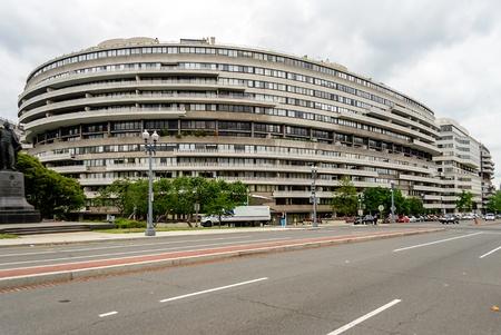 The Watergate Complex, Washington, D C