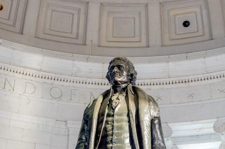 Thomas Jefferson Memorial,  in Washington DC USA