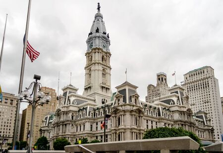 municipal court: Philadelphia City Hall, USA