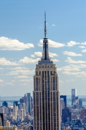 The Empire State Building, New York City photo