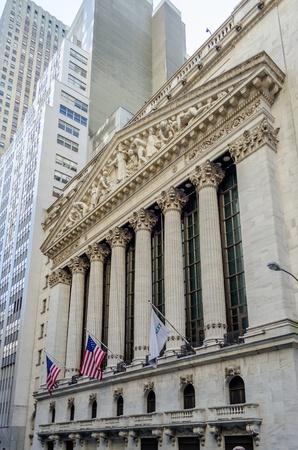 Wall Street, New York City photo