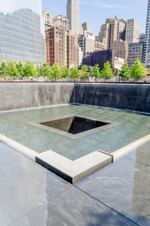 National 11 Septembre Memorial, New York