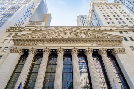 nasdaq: Wall Street, New York City