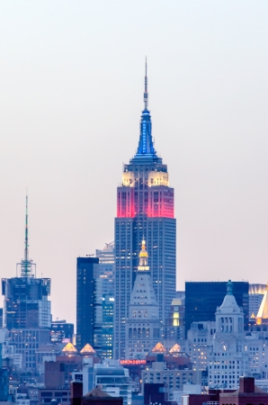 The Empire State Building, Manhattan photo