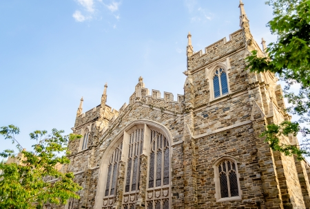 アビシニアン バプテスト教会、ニューヨーク 写真素材