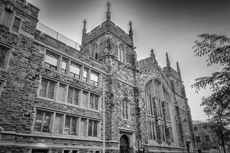 The Abyssinian Baptist Church, New York Stock Photo - 21710499