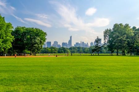 セントラルパーク、マンハッタン、ニューヨーク市 写真素材 - 21710553