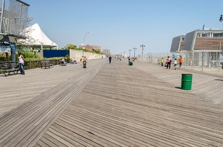 coney: Coney Island Boardwalk