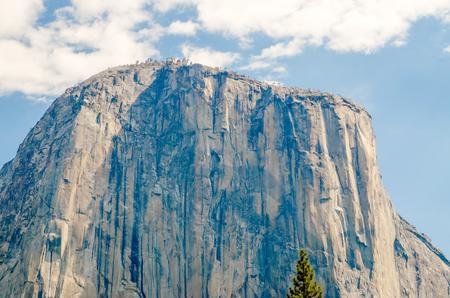 El Capitan, Yosemite National Park, California, USA photo