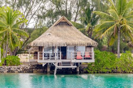 polynesia: Overwater Bungalows in Moorea, French Polynesia