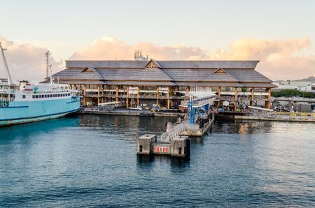 polynesia: Port of Papeete, Tahiti, French Polynesia
