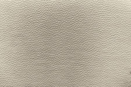 leather: Close-up of a Leather Grey Texture used for Background Stock Photo