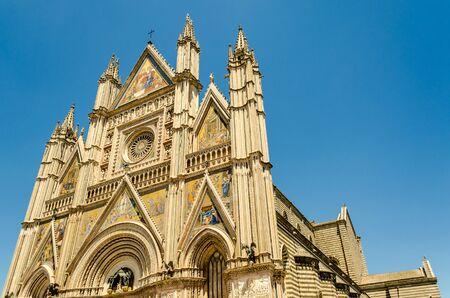 orvieto: The Gothic Cathedral of Orvieto, Umbria, Italy