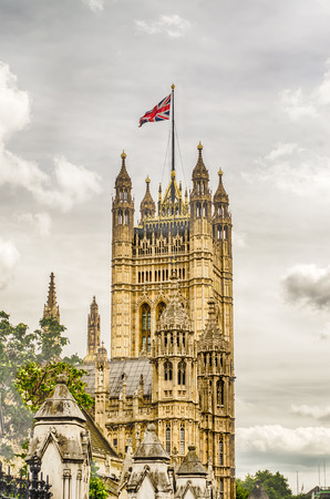 bigben: Palace of Westminster, Houses of Parliament, London, UK