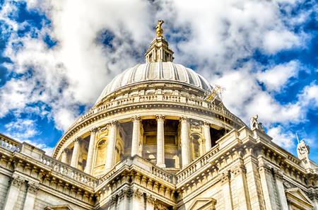 paul: St Paul Cathedral, London, UK