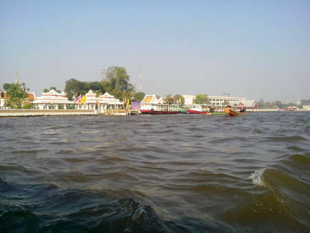 phraya:  Chao Phraya river bangkok thailand