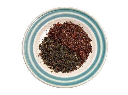 finest: Finest tea leaves