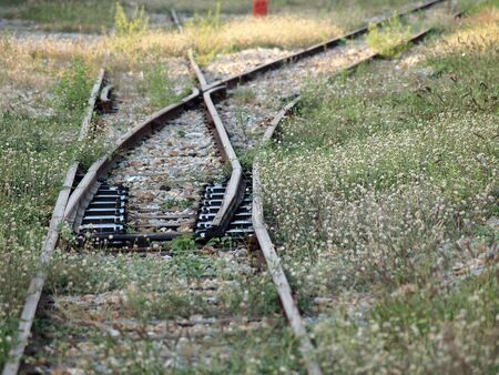 shunt: railway shunt