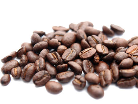 coffee beans Stock Photo - 17693033