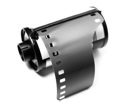 35mm film roll photo