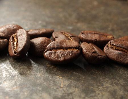 arabica: Roasted Arabica Coffee Bean