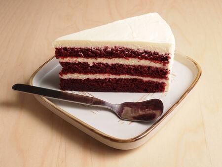Red Velvet Cake, homemade bakery photo