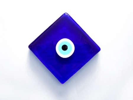 lucky charm: Evil Eye amuleton