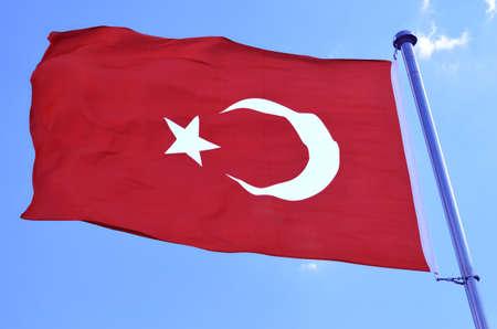representations: Turkish Flag